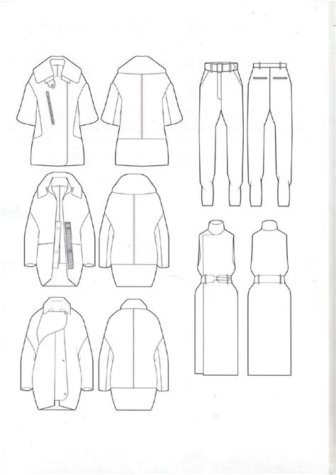 pattern making a comprehensive reference for fashion design by sylvia rosen 1000 images about 199 izim teknikleri on pinterest new
