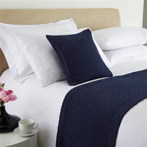 throws for bed diamond weave bed runners throws king of cotton