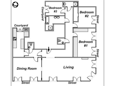 paris apartment floor plans paris apartment floor plan we can do dining and living