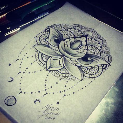 mandala zen tattoo the world s best photos by marcio rhanuii tattoo flickr