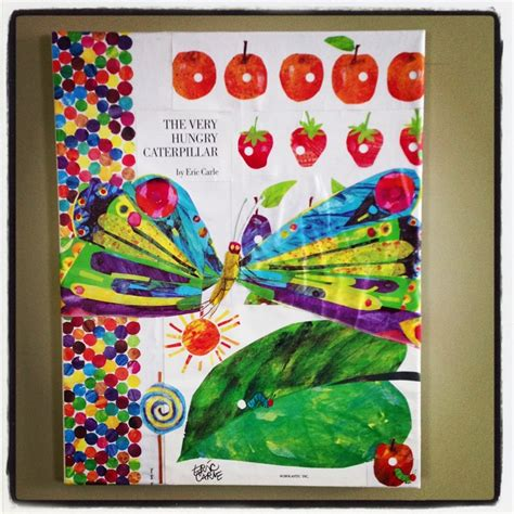 42 Best Images About Very Hungry Caterpillar On Pinterest Hungry Caterpillar Nursery Decor