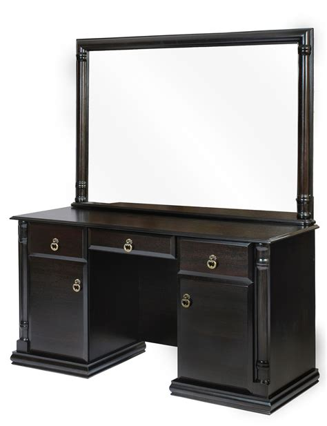 Dining Room Servers Balcombs Maryland Dressing Table With Mirror