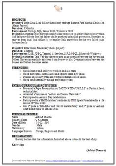 Computer Science Resume Keywords by Sle Template Of An Excellent Company Resume