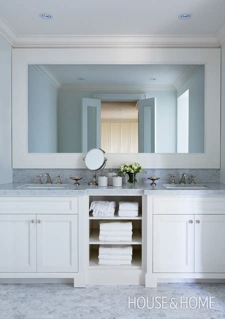 Built In Bathroom Vanity Cabinets by The Question Of The Vanity View Along The Way