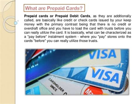 What Is A Prepaid Gift Card - what is the need level of prepaid credit card comparison table