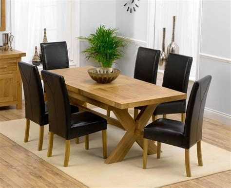 20 best ideas extending dining tables and 6 chairs
