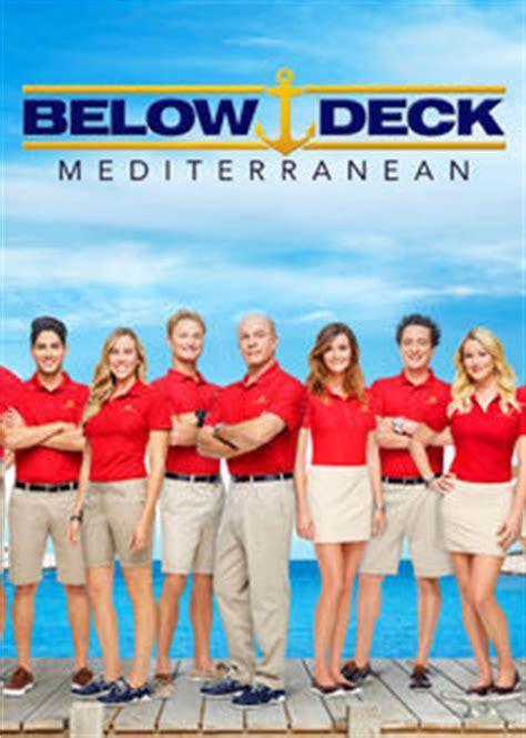 below deck episodes below deck mediterranean series episodes