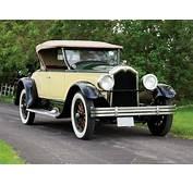 1927 Buick Master Six Deluxe Sport Roadster 27 54 Retro