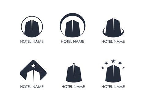 hotel logo vectors   vector art stock