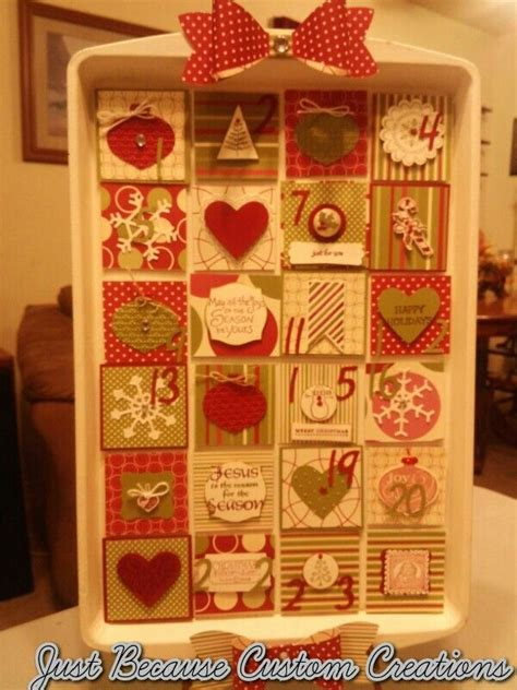 diy advent calendar spotlight 20 best images about advent calenders on on