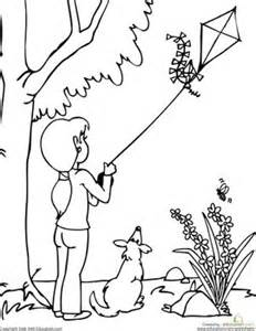 Kite Flying Drawing For Kids 1000  Images About High With Jesus sketch template