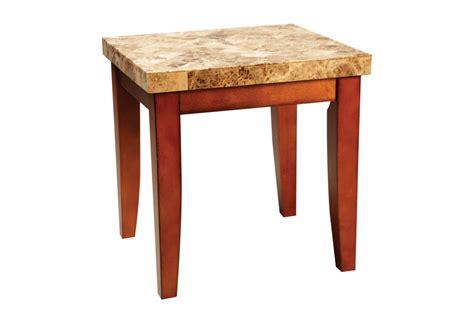 gardner white end tables montibello end table at gardner white