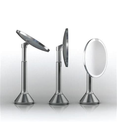simplehuman sensor mirror sensor activated