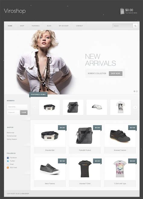 best themeforest themes top 20 best selling ecommerce themes by