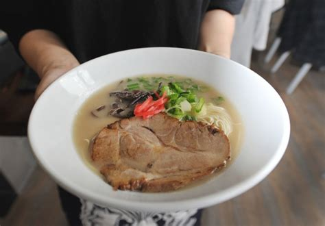 Franchise Ramen restaurant review ramen butcher a franchise with a mind of its own