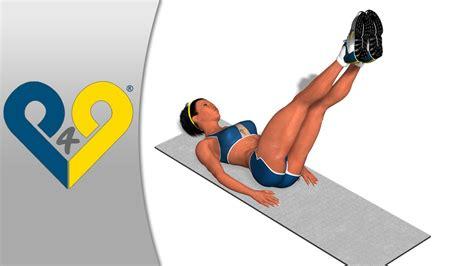 abdominaux exercices exercice les abdo musculation floor wiper