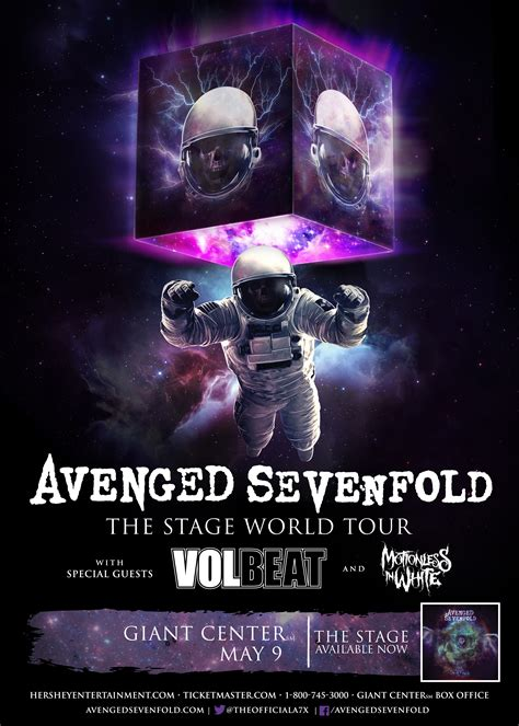 avenged sevenfold fan club fan club pre sale for hershey pa happening now avenged