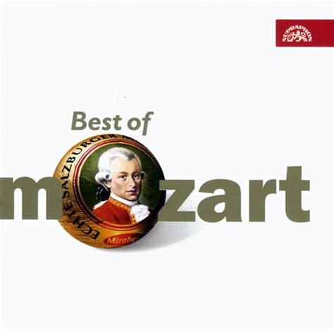 mozart best best of mozart mozart wolfgang amadeus sleviste cz