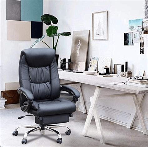 ergonomic  reclining office chair top  reviews  guide