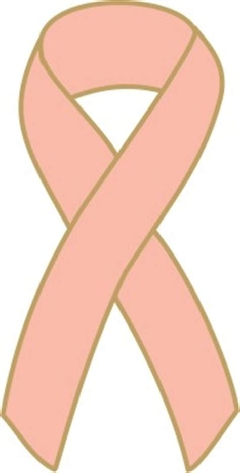 Uterine Cancer Awareness Ribbon Pin Peach Uterine Cancer Designs