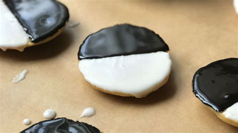 how to make black and white cookies the nosher