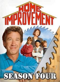 home improvement the complete fourth season dvd