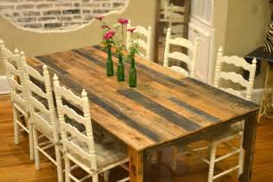 Chair Refurbishing Ideas Table En Palette 25 Id 233 Es Pour Fabriquer Votre Propre