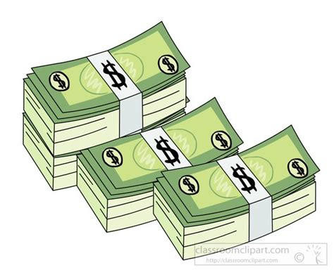 money clipart money clipart banknotes stack of money clipart 617212
