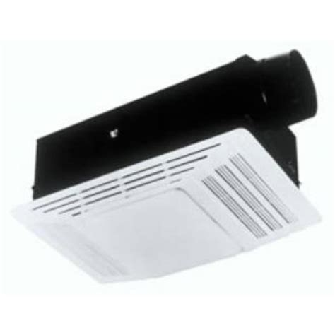bathroom exhaust fan light combo new broan 655 heater and heater bath fan with light
