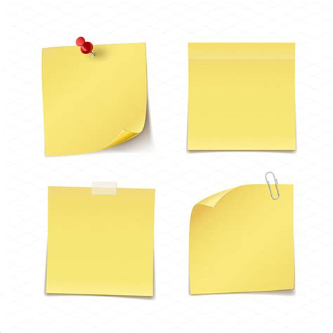 Sticky Note Template 10 Sle Sticky Notes Sle Templates