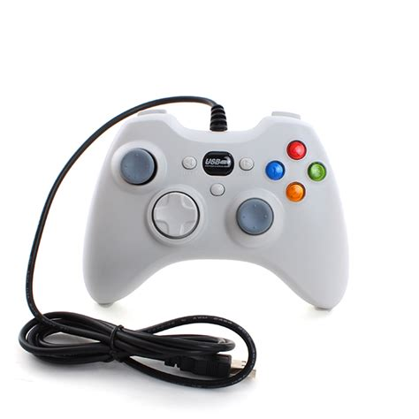 Usb Gamepad xbox360 style usb joystick joypad gamepad controller for pc laptop alex nld