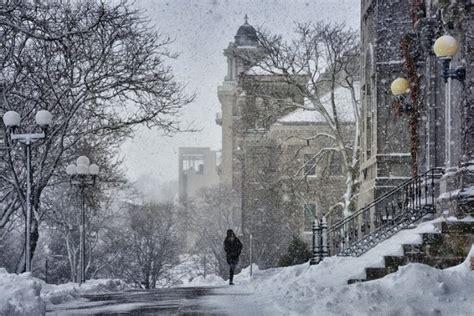 syracuse university monitoring winter weather  travel