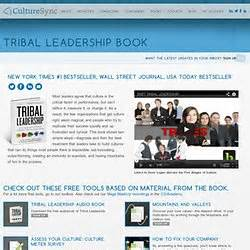 book summary tribal leadership leveraging natural groups to build leadership styles leadership pearltrees