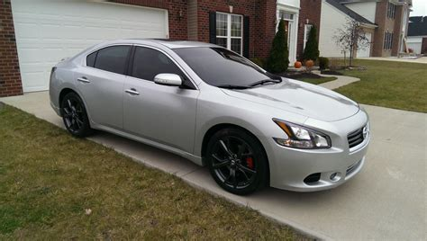 nissan maxima mods former se r and new 2014 maxima sv sport owner let the