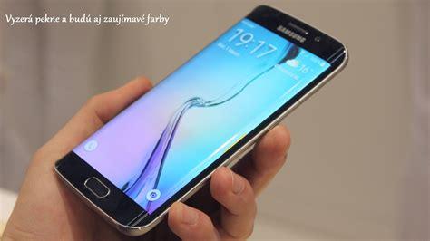 Batterybatre Samsung S6 Edge recenzia prv 233 dojmy samsung galaxy s6 edge 16 d 244 ležit 253 ch postrehov