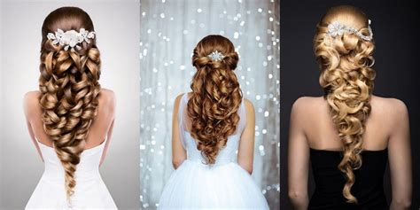 Wedding Hairstyles Princess wedding hairstyles wedding hair trends