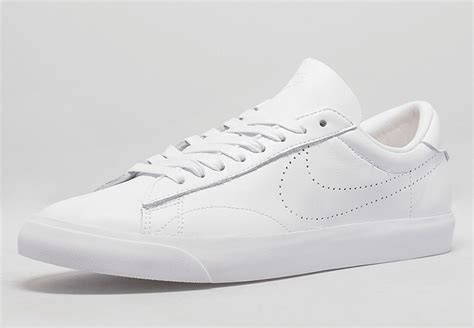 nike white sneaker nike gets literal with white tennis shoes sneakernews