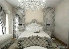 Silver Room Decor Chambre Blanc Argent 233 Chambres 224 Coucher 233 L 233 Gantes