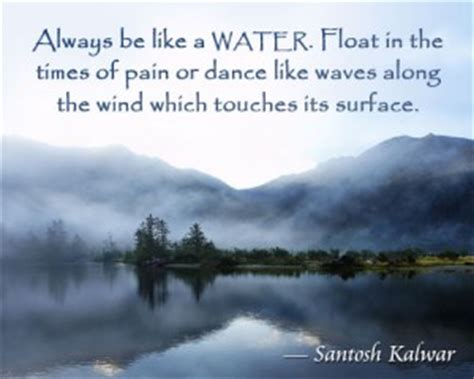 quotes  life  water quotesgram