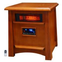 comfort zone 1500 watt infrared heater lifesmart zone 1500 watt 8 element infrared heater with
