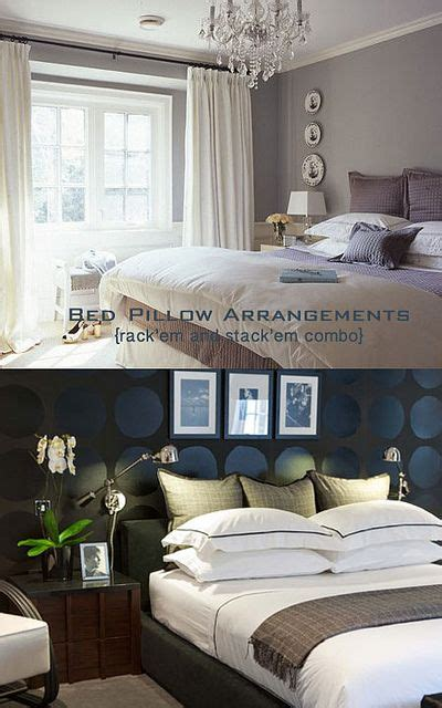 how to arrange pillows on king bed 17 best ideas about bed pillow arrangement on pinterest