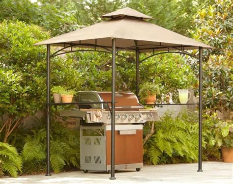 Diy Kitchen Island Ideas 30 Grill Gazebo Ideas To Fire Up Your Summer Barbecues