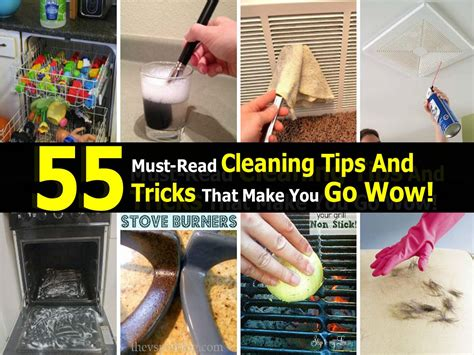 cleaning tips for home 55 must read cleaning tips and tricks that make you go wow