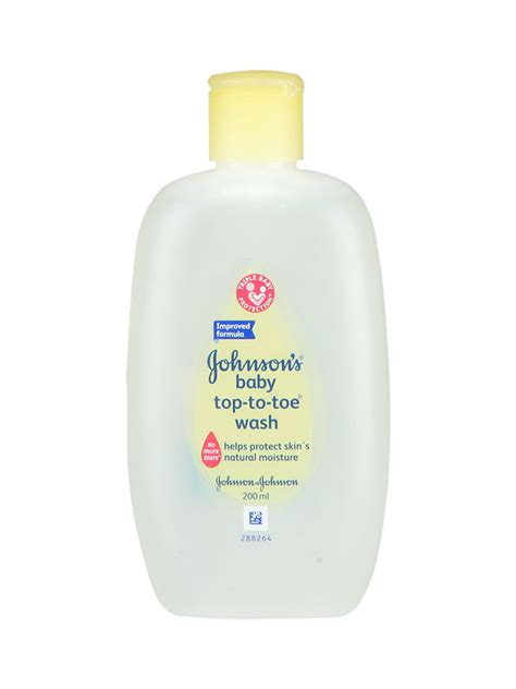 Johnson S Top To Toe Wash 400 Ml buy johnson s baby top to toe wash 200ml in india