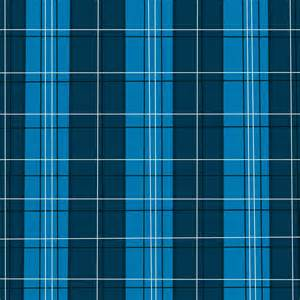 blue plaid pattern for and skirts by desu on