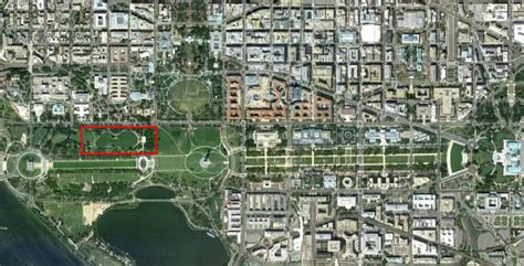 layout of dc mall gallery of national mall winning design proposal for