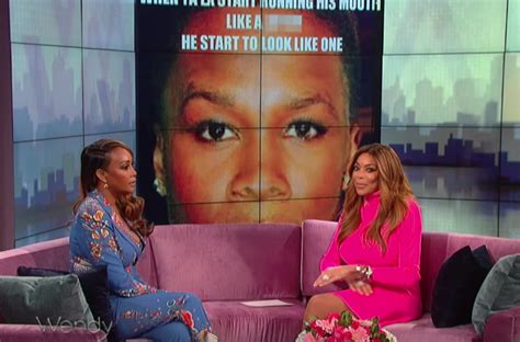 vivica fox on wendy williams vivica a fox on wendy williams 50 cent bossip
