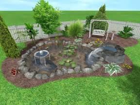 diy backyard landscaping diy landscape
