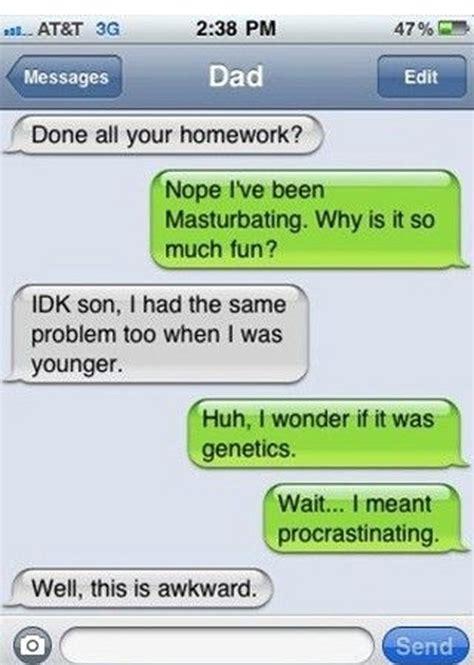 Funny Texts - funny text dad jpg 570 215 800 autocorrect pinterest