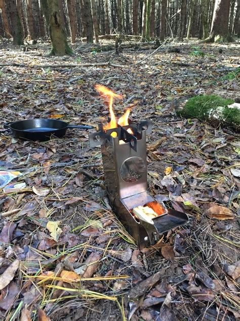 backyard rocket stove hot ash is a rugged natural fuel burning stove for outdoor